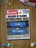Футбольная игра Score! Classic Goals для iPad