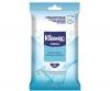 Гипоаллергенные освежающие влажные салфетки Kleenex Aqua