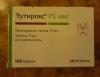 """Гормональный препарат """"Эутирокс"""""""