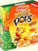 """Готовый завтрак из злаков """"Медовые шарики"""" Miel Pops Kellogg's"""