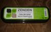 """Губка для обуви Zenden Cosmetics for foot wear """"Уход за гладкой кожей"""" бесцветная"""