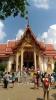 Храм Wat Chalong на Пхукете (Таиланд)