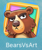 "Игра ""Bears vs. Art"" для iPad"