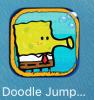 "Игра ""Doodle Jump SpongeBob SquarePants"" для iPad"