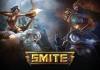 Компьютерная онлайн игра Smite .