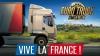 Компьютерная игра Euro Truck Simulator 2 Vive La France