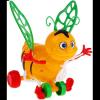 "Игрушка-каталка Лена ""Пчелка"""