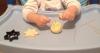 Игры с солёным тестом для развития мелкой моторики у детей