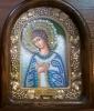 Икона из бисера «Ангел Хранитель»