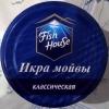 """Икра мойвы """"Fish House"""" деликатесная классическая в соусе"""