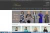 Интернет-магазин женской одежды больших размеров Lady-maria.ru