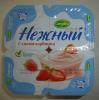 Йогурт Campina Нежный с соком клубники 1,2%