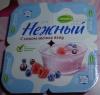 Йогурт Campina Нежный с соком лесных ягод 1,2%