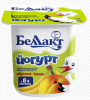 Йогурт для питания детей раннего возраста с наполнителем «абрикос-банан», 3,0% Беллакт