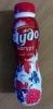 """Йогурт фруктовый """"Чудо"""" со вкусом черника-малина"""