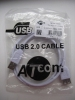 Кабель Atcom USB 2.0 Extention Cable 0.8 m