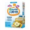 Молочная каша ФрутоНяня овсяная с бананом и яблоком