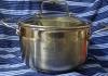 Кастрюля с крышкой Calve Premium Quality из нержавеющей стали CL-1070 2,5 л