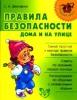 """Книга """"Правила безопасности дома и на улице"""", Сергей Шинкарчук"""