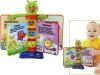 """Книжка-игрушка Fisher Price """"Учим детские песенки"""""""