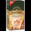 Кофе Jacobs Caramel Latte Аппетитная пенка