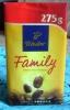 Молотый кофе Tchibo Family