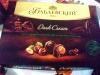 """Конфеты Бабаевский """"Dark Kream"""" целый фундук и ореховый крем в темном шоколаде"""