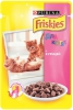 Консервированный корм Purina Friskies для котят с курицей