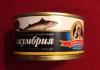 """Консервы рыбные стерилизованные """"Капитан вкусов"""" Скумбрия натуральная с добавлением масла"""