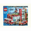 Конструктор LEGO City 60004 Лего Пожарная часть
