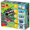 """Конструктор Lego Duplo Track System 10506 """"Дополнительные элементы для поезда"""""""