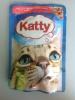 """Корм для кошек Katty """"С лососем и форелью в соусе"""""""