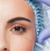 Коррекция носослезной борозды филлером