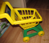 """Корзина для супермаркета детская """"Полесье"""""""