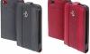Кожаный чехол Ferrari Flip Case для iPhone 4/4S