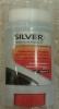 Крем-блеск для обуви Silver Express с винтовым механизмом черный
