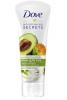 Крем для рук Dove с маслом авокадо и экстрактом календулы