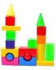 Кубики «Юный Строитель» Бамсик