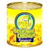 """Кукуруза сахарная консервированная """"Веселые овощи"""""""