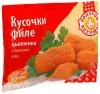 """Кусочки филе цыпленка в панировке """"Золотой петушок"""""""