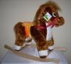 Игрушка Лошадь-качалка Rudnix