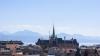 Город Лозанна (Швейцария)