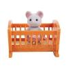 Малыш мышонок в люльке Village Story арт. VS_404