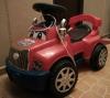 Машина для катания ребенка Happiness paradise