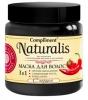 Маска для волос Compliment Naturalis 3 в 1 с перцем