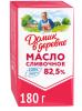 """Масло сливочное """"Домик в Деревне"""" натуральное 82,5%"""