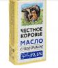 """Масло сливочное крестьянское """"Честное коровье"""" 72.5%"""