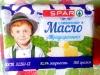 """Масло сливочное Spar """"Традиционное"""" 82,5%"""