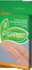 Медицинские пластыри на полимерной основе Luxplast стандартные