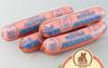 Молочные сосиски охлажденные Сибирская продовольственная компания